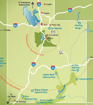 Utah County Maps Visit Utah Valley - Map utah